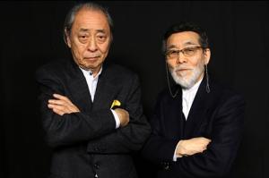 小島武夫と灘麻太郎